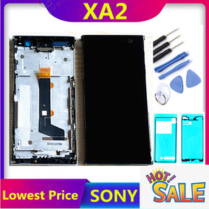 For Sony Xperia XA2 LCD Display Touch Screen Digitizer Assembly Replacement For 5.2