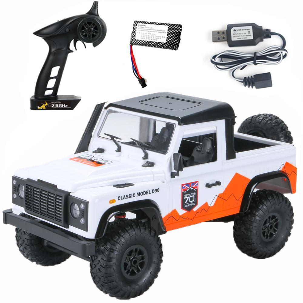 RCtown 99A 1:12 4WD RC Cars 2.4G Radio Control RC Cars Toys RTR Crawler Off-Road Buggy For Land Rover Vehicle Model Pickup Car