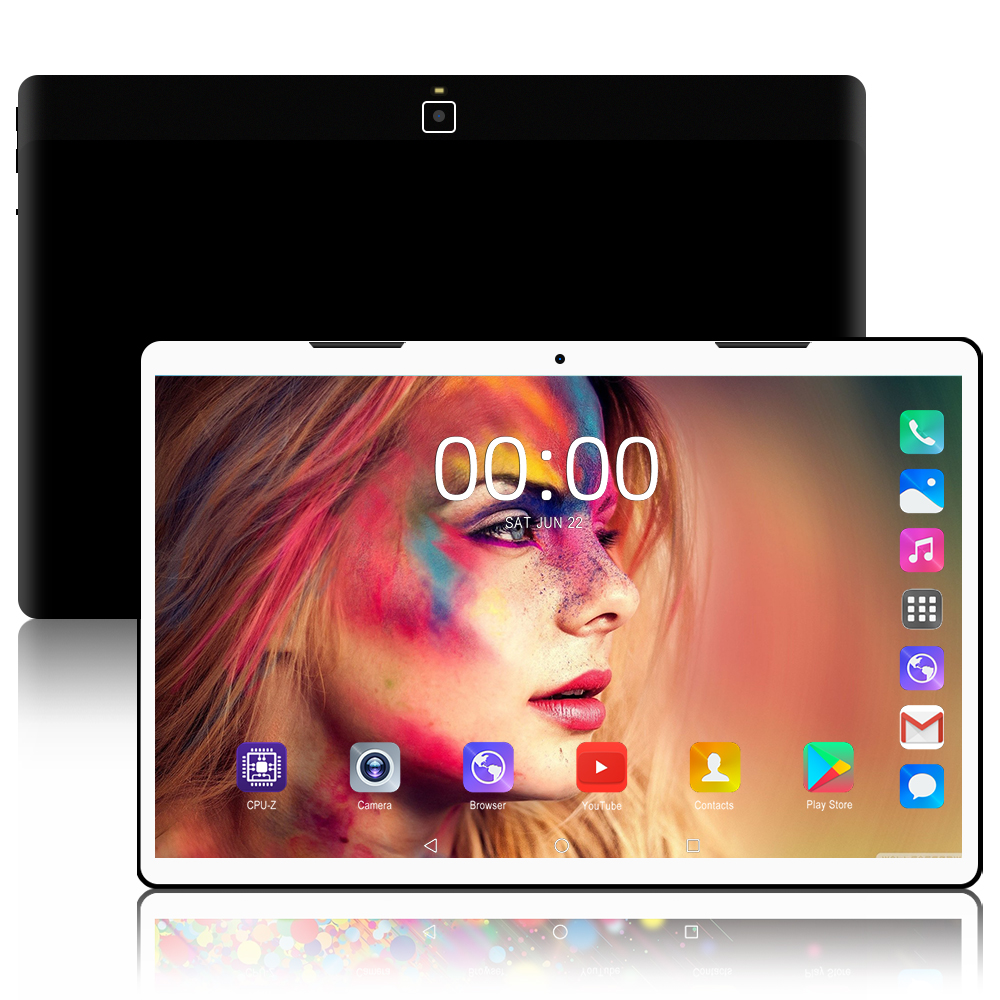 2020 Global Version 13.3 Inch Tablet PC 3GB RAM 64GB ROM 1920x1080 FHD IPS 3G 4G LTE WiFi Android 7.0 Tablets 10.1 10