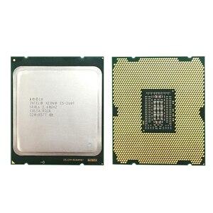 Image 1 - Intel Xeon E5 2689 LGA 2011 2.6GHz 8 Core 16 Threads CPU Processor E5 2689