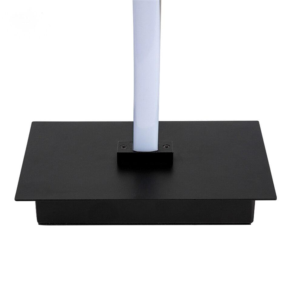 Nordic rgb conduziu a lâmpada de assoalho