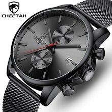Relojes de marca de lujo para hombre, de negocios, de pulsera, analógico, informal, de cuarzo, resistente al agua, Masculino