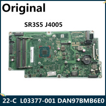 DAN97BMB6E0 J4005 Hp Pavilion L03377-601 for 22-C All-In-One L03377-001/L03377-601/Dan97bmb6e0/..