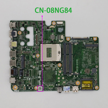 for Dell Inspiron 2350 CN-08NG84 08NG84 8NG84 IMPLP-MS NoteBook PC Laptop Motherboard Mainboard Working Perfectly genuine cn 0m2tvp 0m2tvp m2tvp hm57 ddr3 daum8cmb8c0 laptop motherboard for dell inspiron n4010 notebook pc