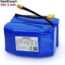 """36V 4.4Ah 4400mah 높은 드레인 2 휠 전기 스쿠터 자기 균형 조정 리튬 배터리 팩 6.5 """"7"""""""