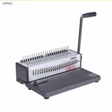 Puncher-Punch Binding-Machine Comb 10-Hole-Clip Apron Clip-Hole