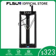 2020 impressora 3d flsun QQ-PRO nivelamento automático pré-montagem tela de toque titan malha heatbed 32bitsboad