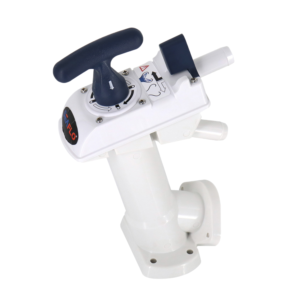 29040-3000 Replacement Pump Assembly Marine Manual Twist Lock Toilet