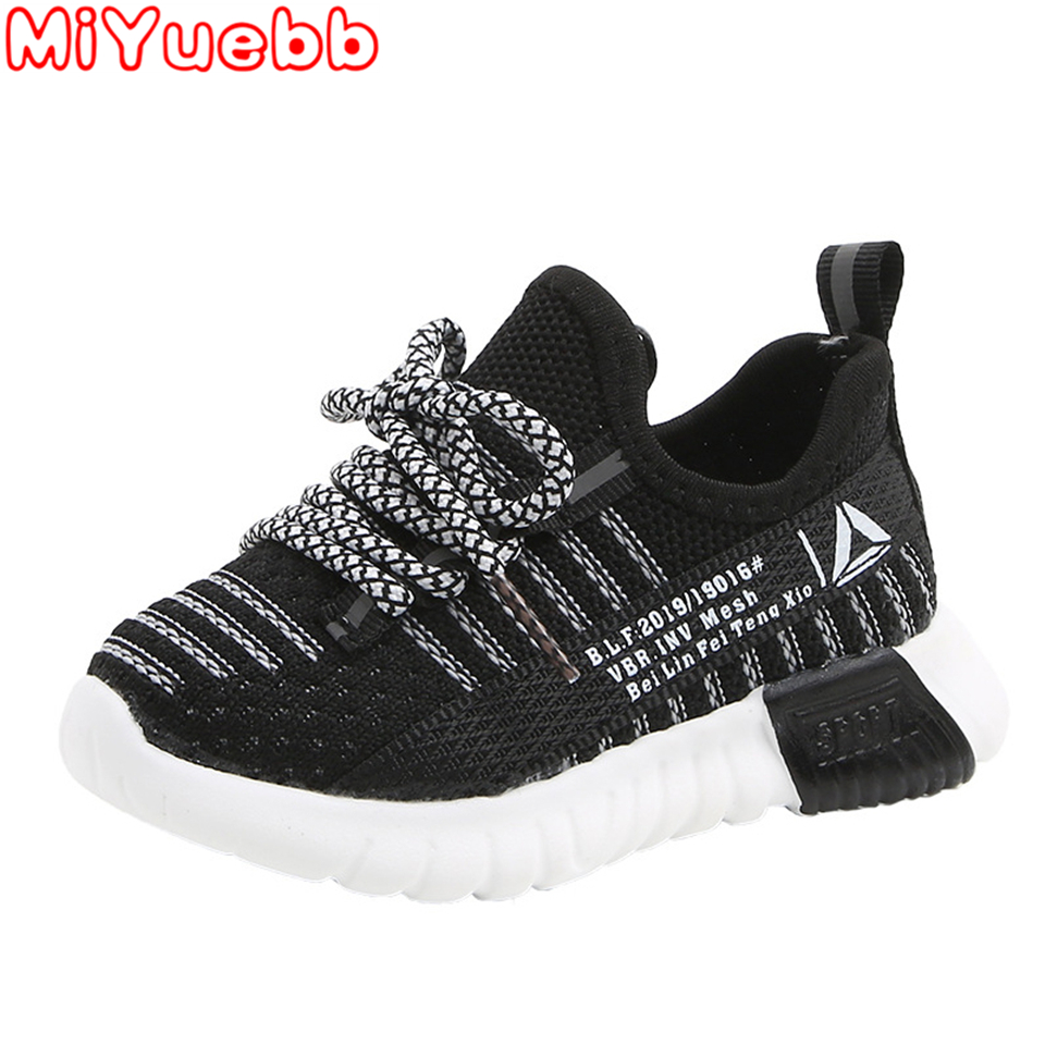 Spring/autumn Children Boys Shoes Kids Shoes For Girl Fashion Brand Casual Kids Sneaker Outdoor Training Breathable Boy Shoes DD