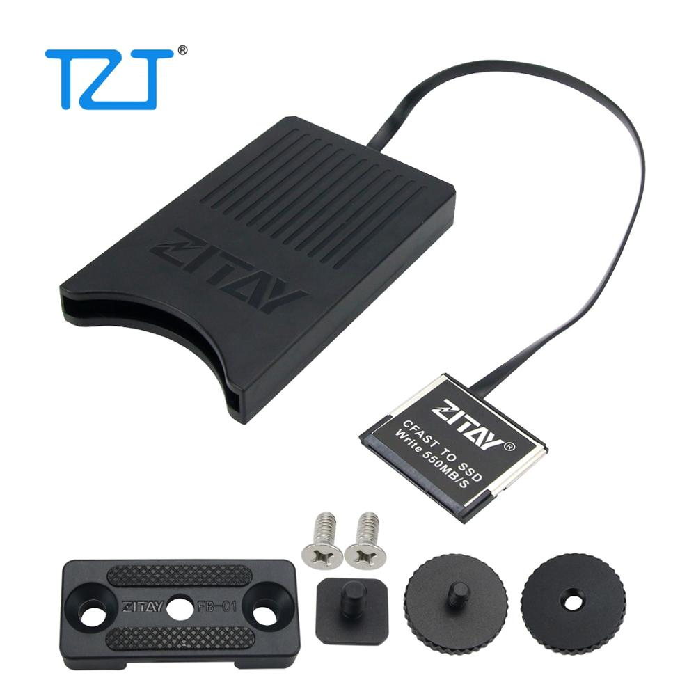 TZT CFAST to SSD Adapter Converter ...