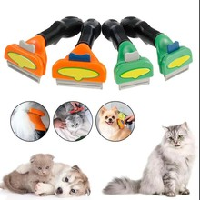 Pet Cat Hair Removal Comb Dogs Beauty Brushes Puppy Kitten Cat Hair Shedding Cat Trimmer Combs Pets Grooming Tools Dog Brush