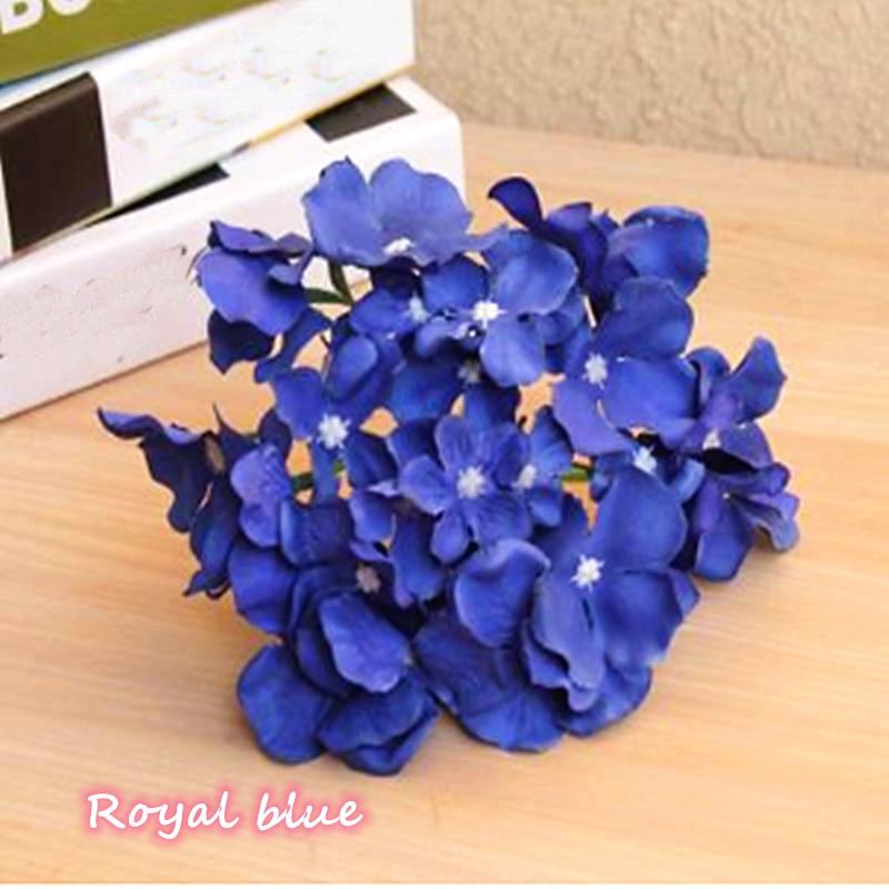 زهرة الحرير ديكور زفاف صناعي الزهور الربيع حية كبيرة الكوبية الزفاف ورود زينة المنزل 1 قطعة