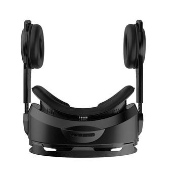 3D VR Headset Virtual Reality Glasses Build-in Stereo Headphone and Adjustable Strap Movie Games 3D Glasses