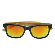 Wooden Sunglasses Bamboo Men/women Vintage Fashion Oculos Environmentally