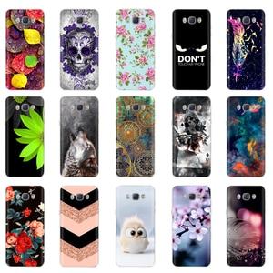 For Samsung Galaxy J7 2016 Cover Case Fundas for Samsung Galaxy J7 2016 J710F Cover Back Case for Galaxy J7 2017 J730 Phone Case
