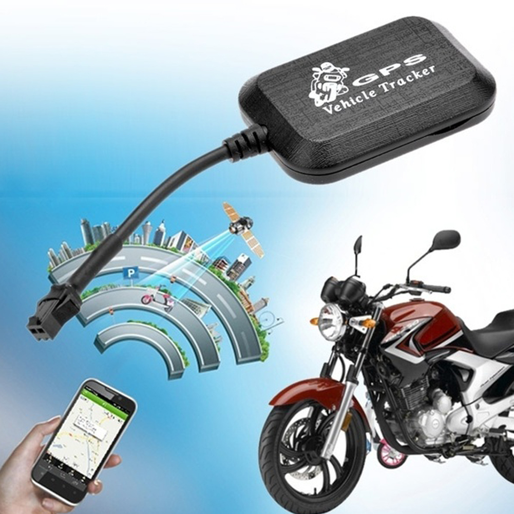 Fasdga Mini Global GPS Tracker Real Time Locator LBS/GSM/GPRS 4 Bands Tracking Anti-theft Kit For Motorcycle High Quality