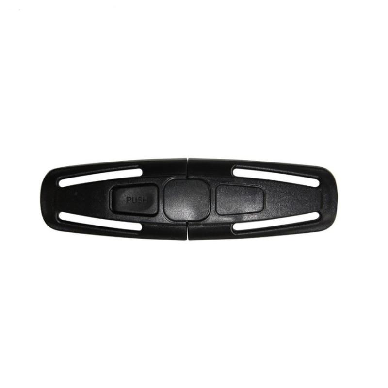 1pc Kinderen baby veiligheid auto seat riem riem harnas borst clip safe lock gesp Kind Peuter Borst Harnas Clip