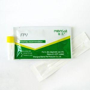 Image 5 - Meerkat Fever Virus Detection Paper Cat Supplies FPV Parvovirus Test Card C63B