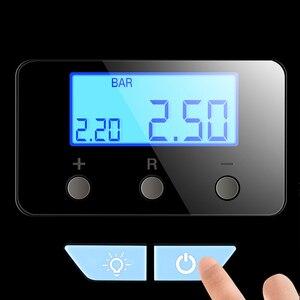 Image 4 - EAFC pompe à Air Portable numérique de gonflage de pneus, pour voiture, système de gonflage numérique, 4 en 1, 12V