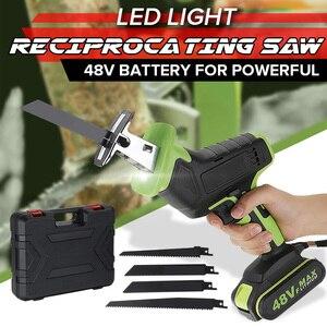 48V Cordless Electric Saw Reci