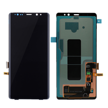 Original AMOLED Display For SAMSUNG Galaxy NOTE8 LCD N950 N950F Display Touch Screen Replacement Parts()