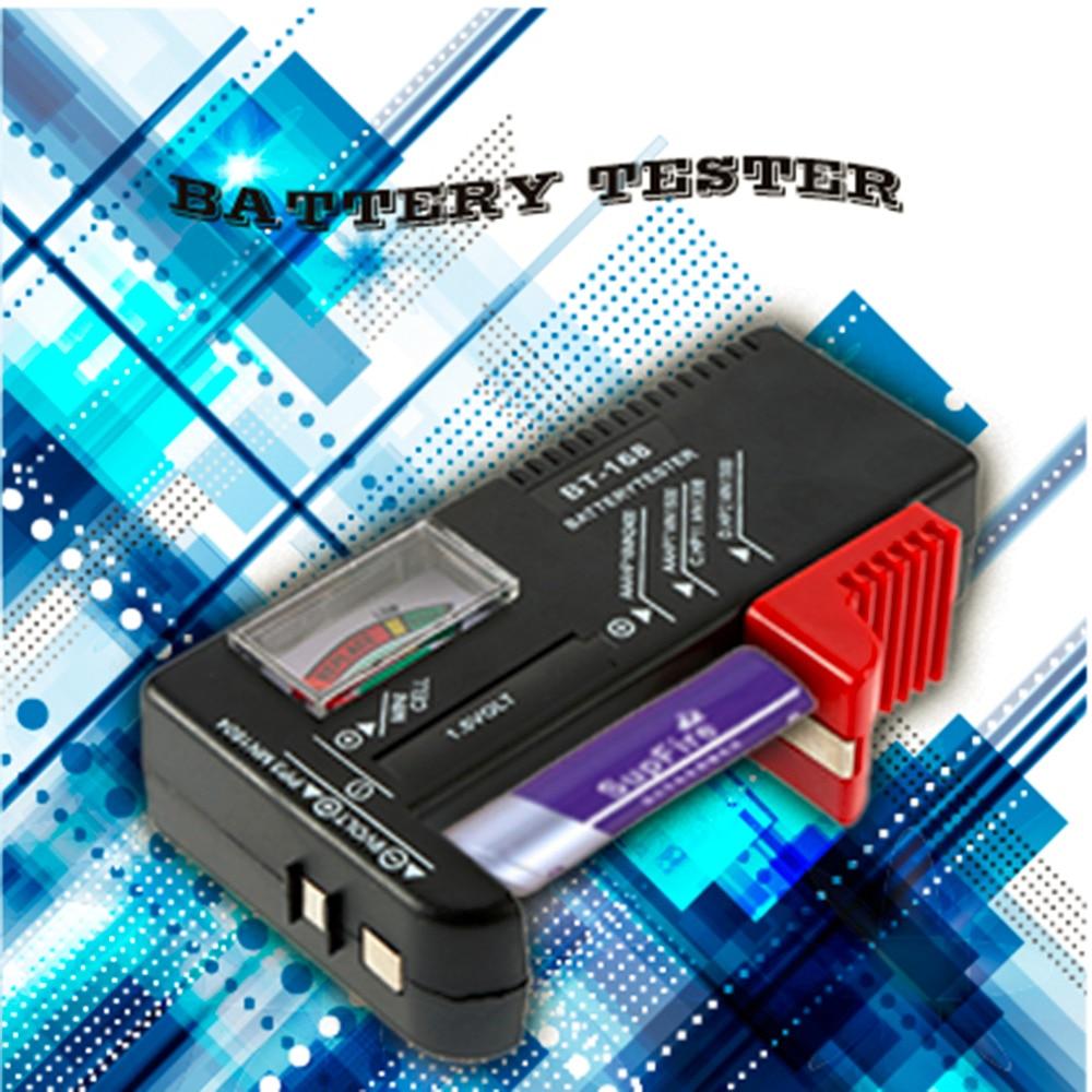 AA//AAA//C//D//9V 1.5V Universal Button Cell Battery Volt Tester Checker New
