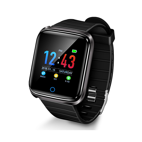 New Smart Watch Men IP68 Waterproof Stopwatch Heart Rate Monitor Fitness Tracker Blood Pressure Sport Smartwatch PK Honor Band 4