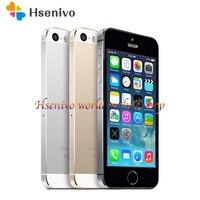 "Apple iPhone 5S Used (95% New)-Unlocked Cell Phone 4.0"" screen 1GB RAM 16GB/32GB/64GB ROM Touch ID Fingerprint 1"