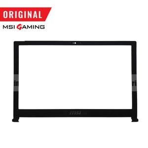 Image 3 - Yeni orijinal MSI GS63 GS63VR LCD arka kapak çerçeve Palmrest alt baz kılıf 3076K3D211 3076K3D212 3076K2A215 3076K1B213