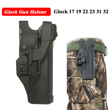 Belt Holster GLOCK Pouch Pistol Hunting-Gun-Case Concealed Carry Right-Hand 32 LV3 17-19-22