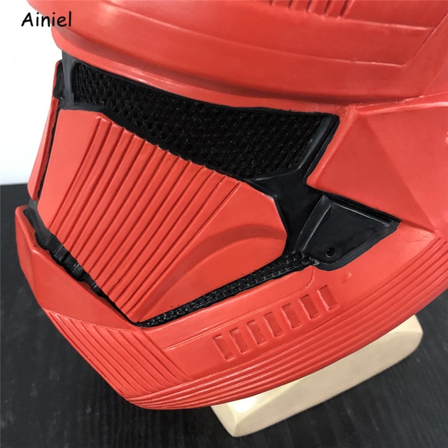 New Star Wars Mask Red Sith Troopers Stormtrooper Chewbacca Darth Vader Helmet Kylo Ren The Storm Troops Halloween Cosplay Props