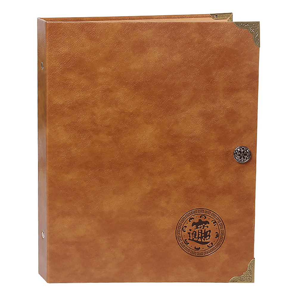 Leather 150 Pockets Coin Collecting Holder Album, 240 Pockets Paper Money Currency Collection Supplies Holders, Storage Book