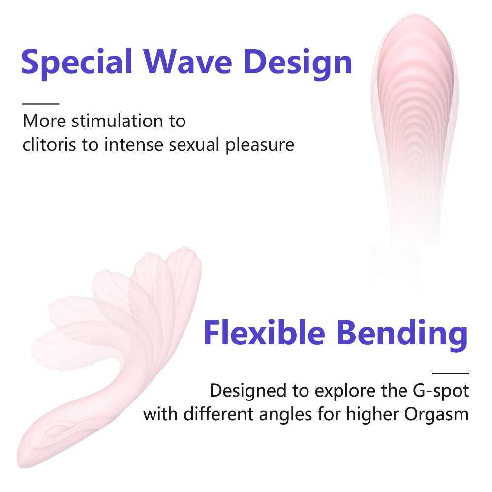 DRY WELL Vibratörler kadınlar için yumuşak japonya silikon yapay penis vibratör kadın seks oyuncak vibratör kadınlar Anal G noktası klitoris stimülatörü