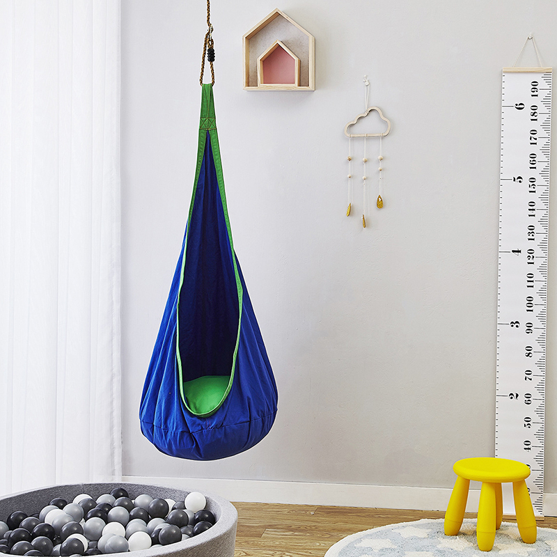 Baby Infant Hanging Basket Indoor Swinging Chair Toddler Swing For Kids Play Toy Gift Child Room Ornament Decoration