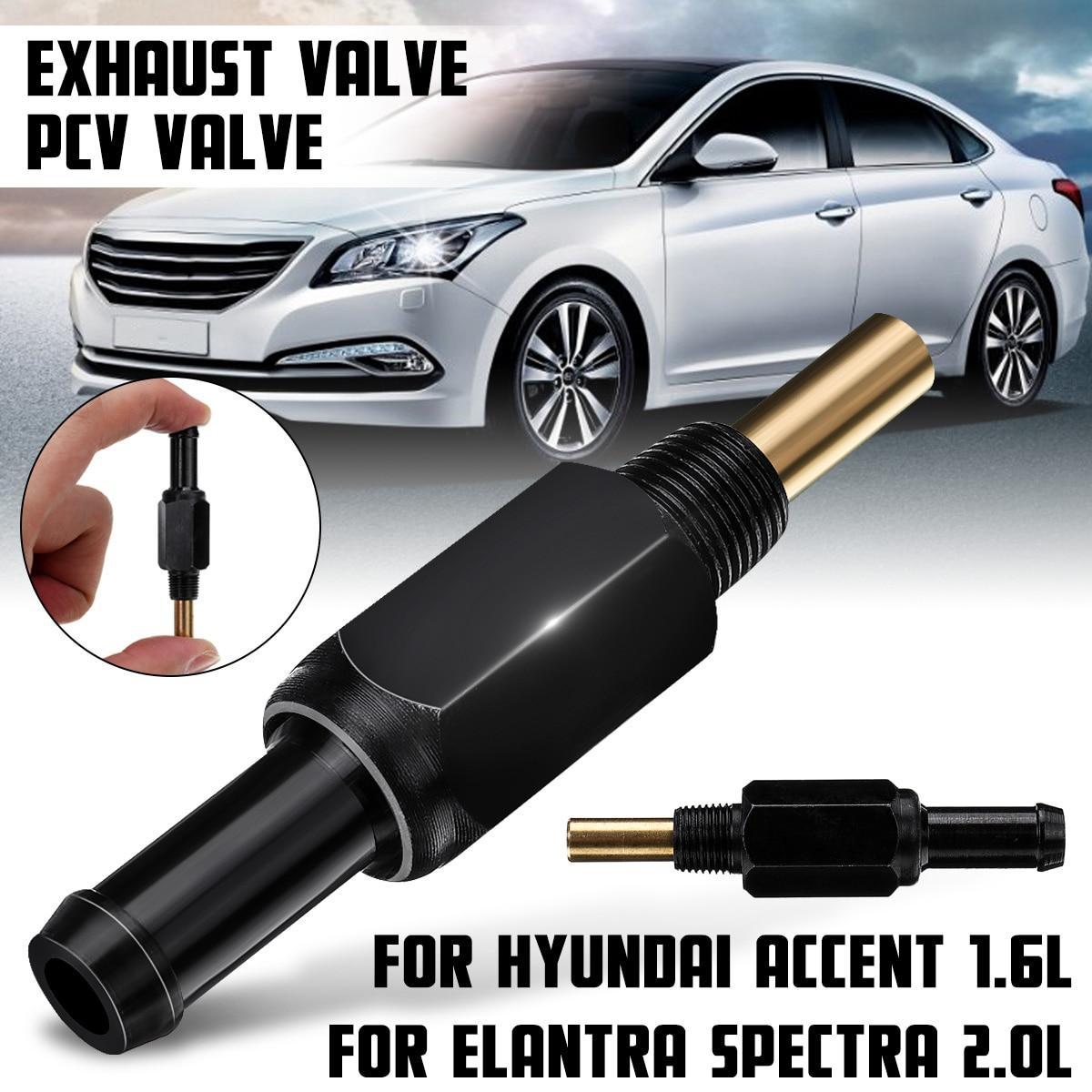Car Exhaust Valve PCV Vent Valve 26740-21314 For Hyundai Accent 1.6L 2001 2002 2003 2004 2005 2006 2007 For Elantra Spectra 2.0L