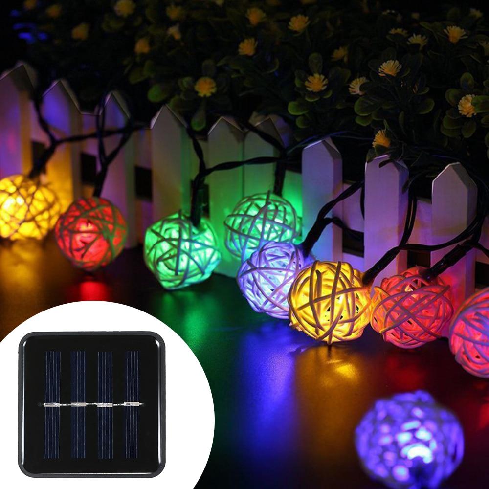 String Lights 19 7ft 30 Led Rope Light