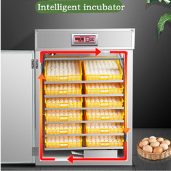 Intelligente Incubatrice Automatica Piccoli Elettrodomestici Incubatrice Incubatrice Del Pollo Anatra Macchina da Cova Costante Incubatore di Temperatura
