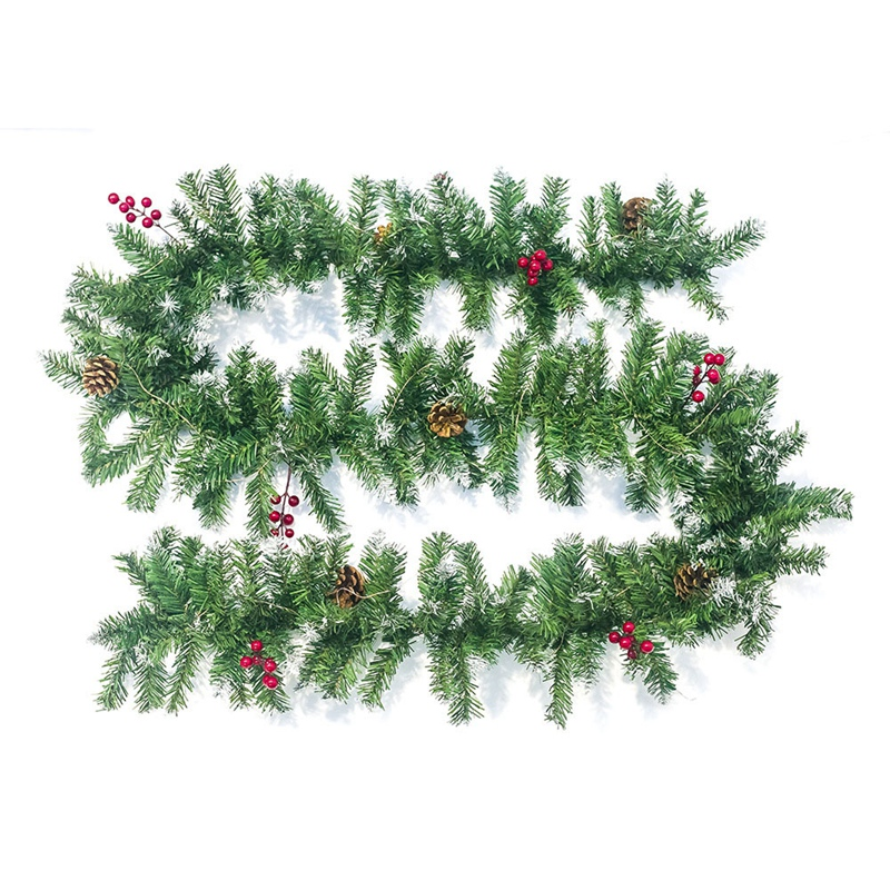 Christmas Canvas Gift Storage Cinch Bag Santa Claus Tree Wreath Decor Bump