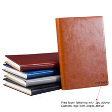 A4 A5 Business Leather Notepad Stationery Writing Notebook Travel Diary Outdoor Journal Planner Agenda Birthday Gift organizer стоимость