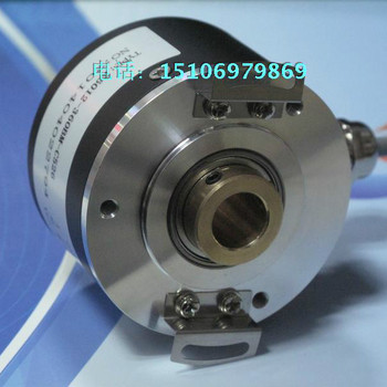 12mm Hollow Axis Photoelectric Rotary Encoder K6012 600 Pulse 600 Line ABZ Three-phase 5-24v