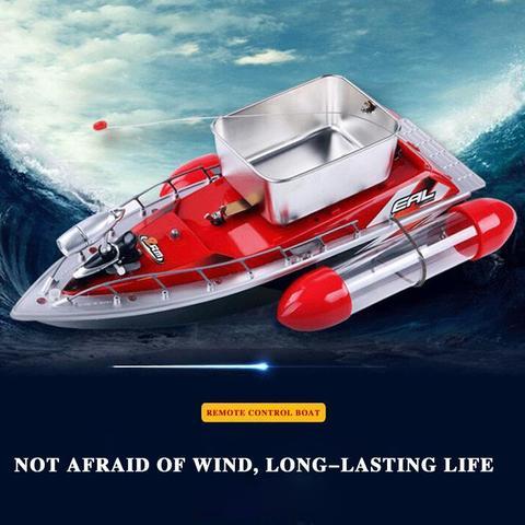 Mar ao ar livre de controle remoto pesca isca barco gua led pl stico liga