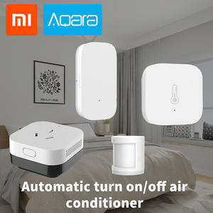 Aqara Temperature-Humidity-Sensor Window Air-Conditioning Door Homekit Smart Xiaomi Companion-Wifi-App-Control