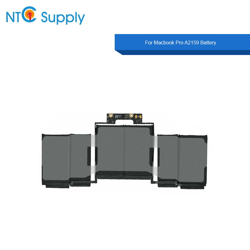 New Laptop Battery Replacement 2019 Year Tested Good For Macbook Pro A2159 A1989  A1932 A1990 A1707  Battery
