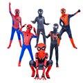 Детский костюм для косплея на Хэллоуин с героями Мстителей, человек-пауком, Дэдпул, Веном, пантерой, празднивечерние костюм для мальчиков и ...