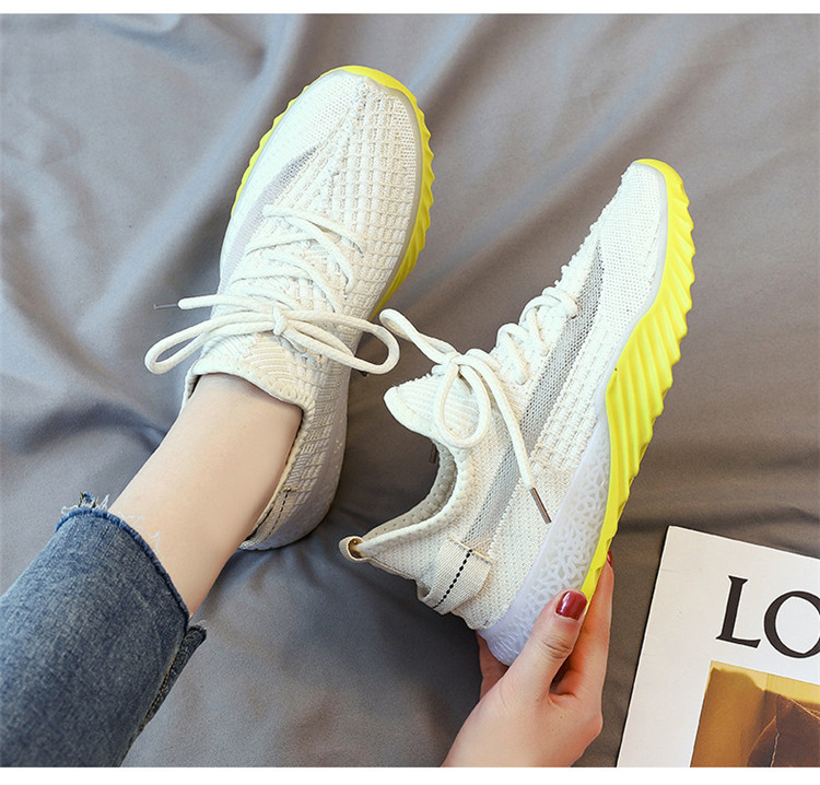 senhoras sapatos tendência outono grossos tênis feminino sapatos planos