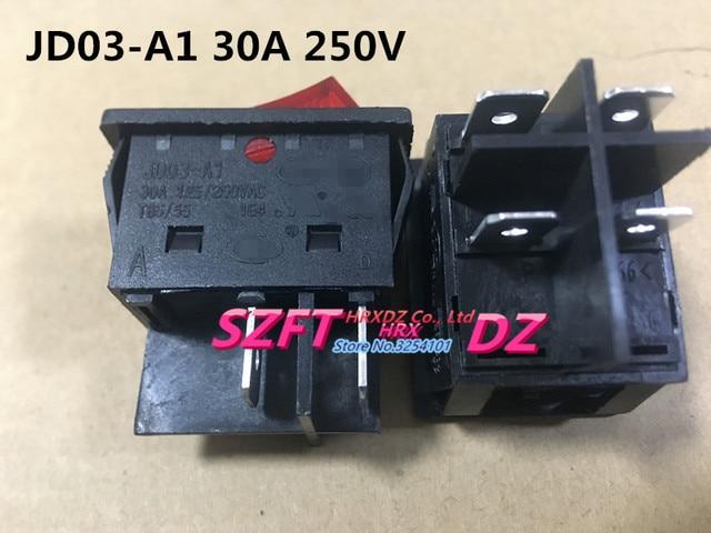 SZFTHRXDZ التوصيل المجاني 50 قطعة 100 قطعة JD03 A1 250V 30A