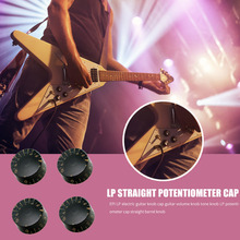 Knob-Button Potentiometer-Cap Musical-Intrument EPI Accessaries-Supplies Guitar-Volume-Tone