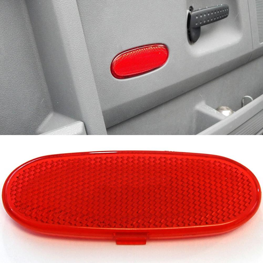 Durable Car Vehicle Interior Front Door Panel Reflector for Dodge Ram 1500 2500 3500 New hot sale