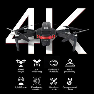4K RC Quadcopter HD Camera X46