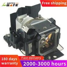 Lámpara de proyector de LMP C162 Compatible con VPL CX20, VPL CS20, CX21, VPL CS20A, VPL ES3, VPL EX3, hscr165y10h, con carcasa